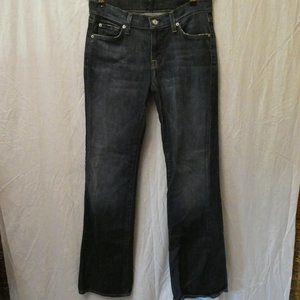 7 FAM boot cut Jeans